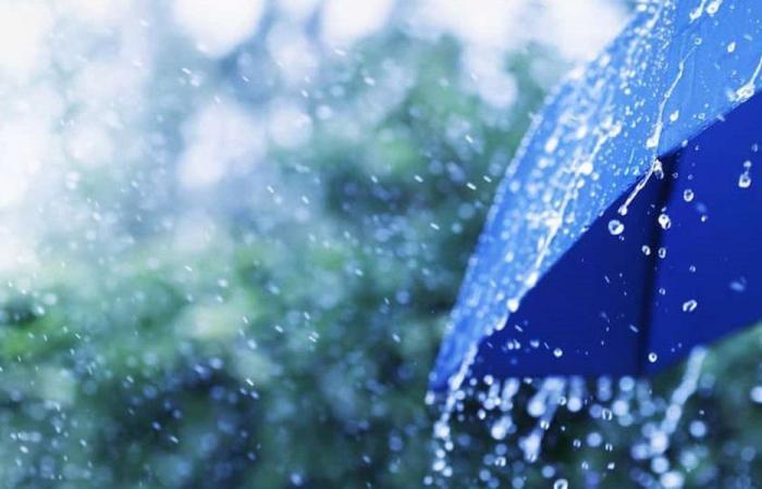 طقس عاصفٌ… أمطار غزيرة ورياح قوية!