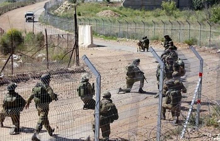 مناورة للجيش الإسرائيلي بمزارع شبعا وتحليق لطائرة استطلاع