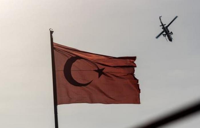 تركيا.. 9 قتلى بتحطم مروحية جنوب شرق البلاد