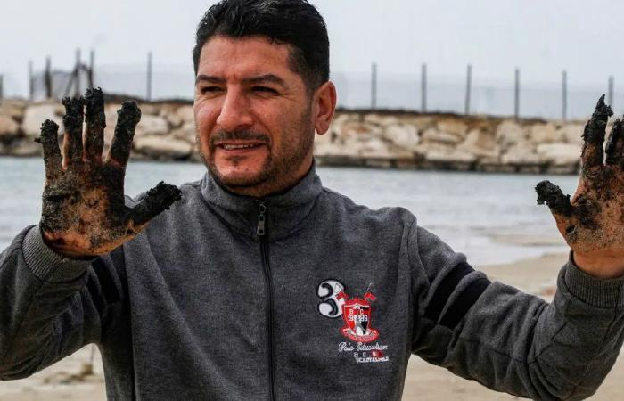 التسرّب النفطي يهدّد مساحات واسعة من الشواطئ اللبنانية