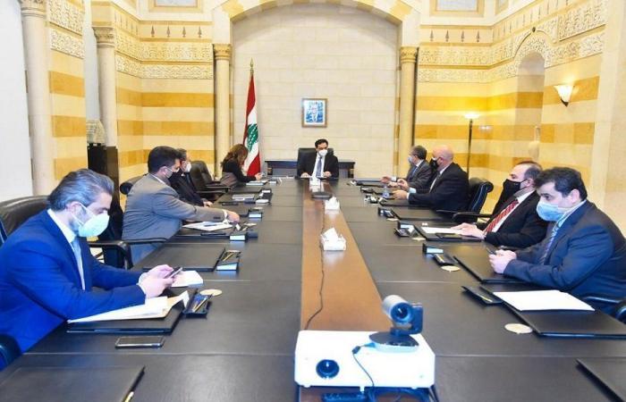اجتماع وزاري ناقش موضوع ترشيد الدعم