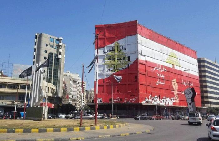 في طرابلس… وقفات احتجاجية أمام منازل السياسيين