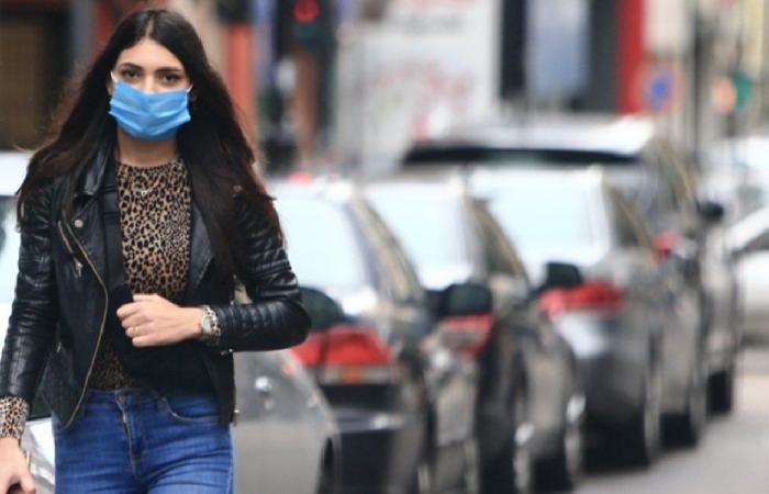 كورونا لبنان.. 48 حالة وفاة و2930 إصابة جديدة