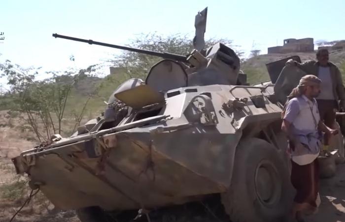 الجيش اليمني يحرر مواقع عسكرية شمال لحج