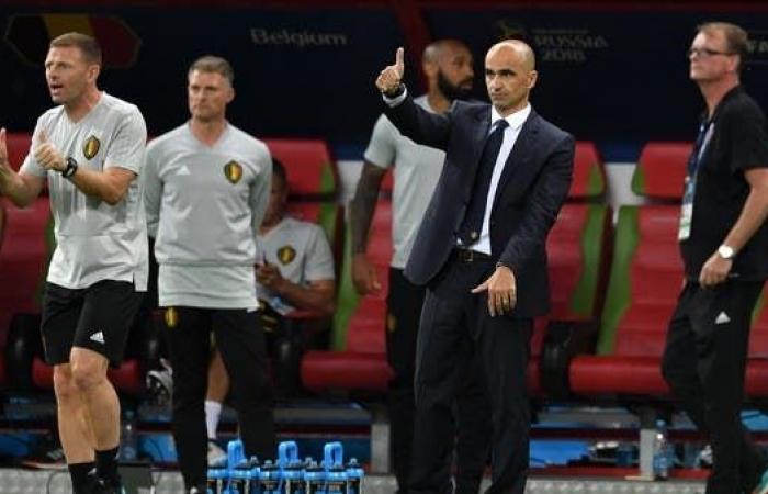 مدرب بلجيكا سعيد بالتعادل مع التشيك
