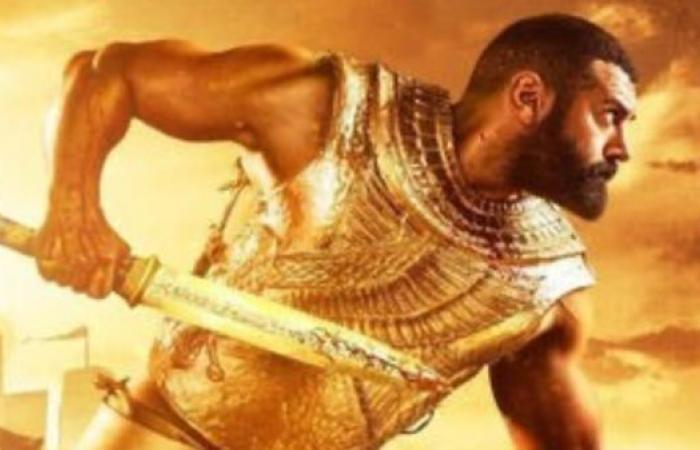 """مصر.. """"الملك احمس"""" بلحية مثيرة للجدل"""