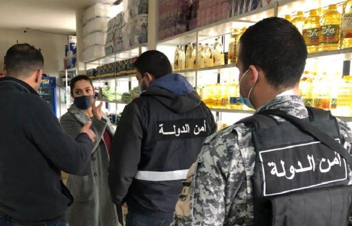 جولة لمراقبي حماية المستهلك على السوبرماركت في عكار