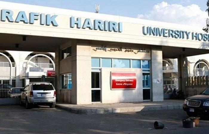 مستشفى الحريري: 53 حالة حرجة وحالة وفاة