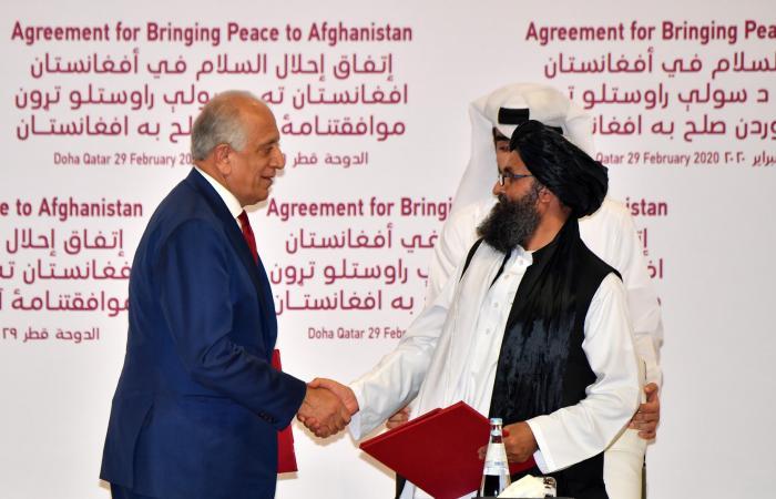 الرئيس الأفغاني يطرح خارطة طريق للسلام من 3 مراحل