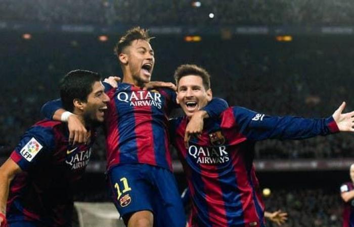 نيمار يوقف مفاوضاته مع باريس من أجل العودة إلى برشلونة