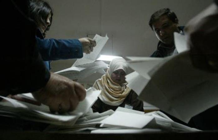 لجنة الانتخابات الفلسطينية تقبل ترشيح 36 قائمة لانتخابات مايو