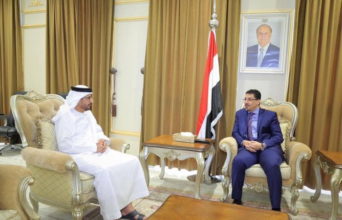 اليمن: على المجتمع الدولي الوقوف بحزم أمام تدخلات إيران