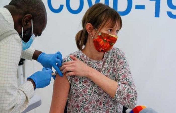 """وسط نقص في الإمدادات.. لقاح """"موديرنا"""" يدخل حملة التطعيم في بريطانيا"""