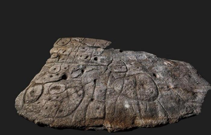 العثور على أقدم خريطة ثلاثية الأبعاد في أوروبا
