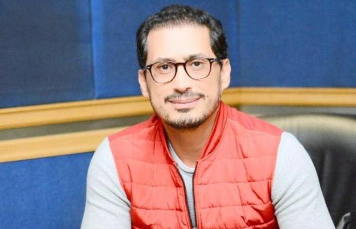 أحمد عيد للعربية.نت: حظي قليل بالدراما.. وأفضل الابتعاد عن مواقع التواصل