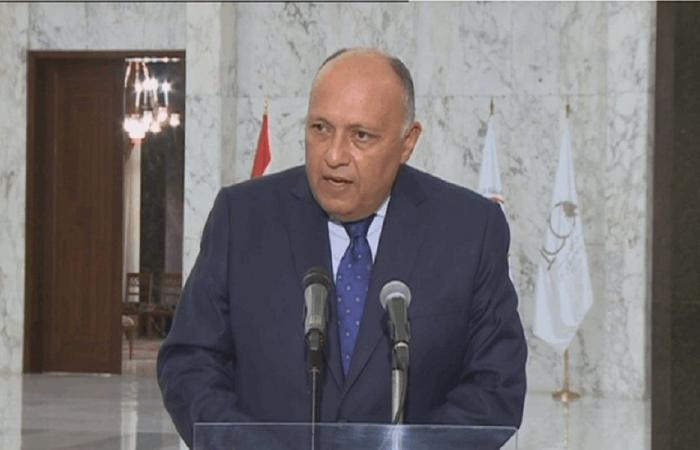 """""""وساطة"""" مصرية تتبنّى مطالب واشنطن والرياض"""