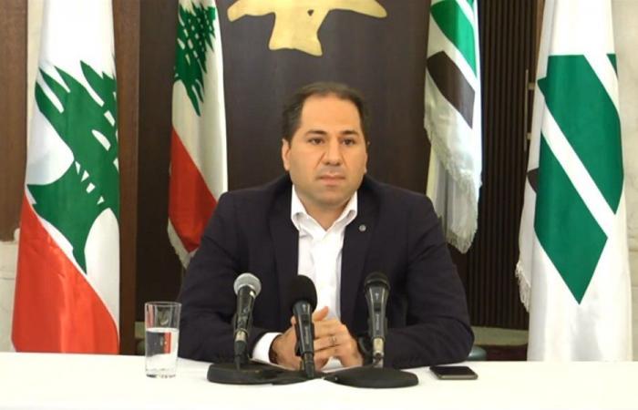 """سامي الجميل: لست مقتنعاً بموقف """"القوات""""… وعلى الحريري الاعتذار"""