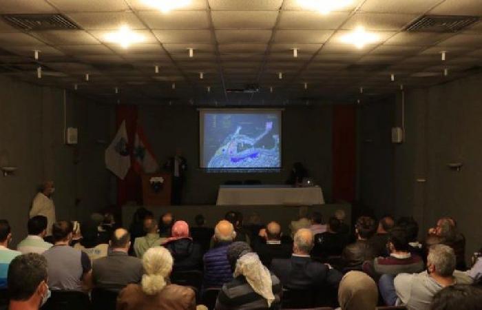 لقاء لمهندسين في بلدية صيدا: لا لسوق السمك الجديد