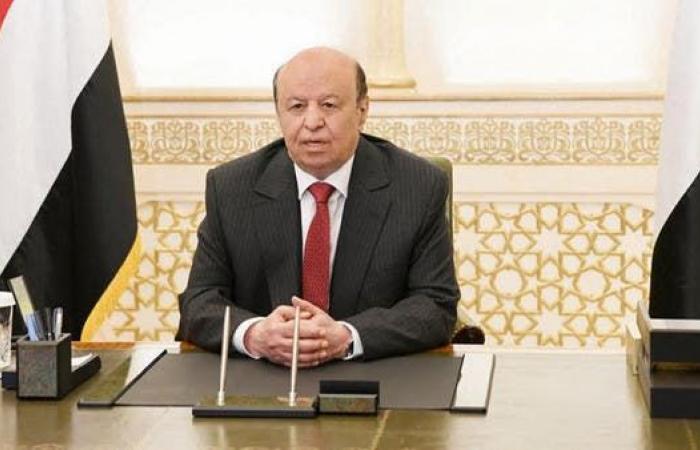 الرئيس اليمني: تضحيات كبيرة لمنع نقل التجربة الإيرانية