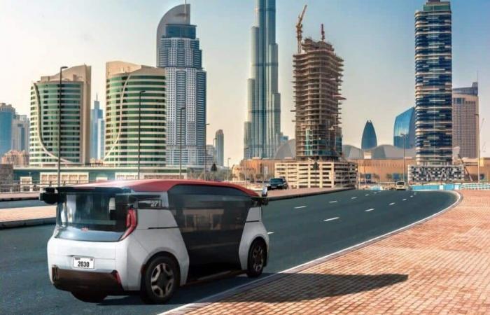 كروز تجلب سيارات الأجرة الآلية دون سائق إلى دبي