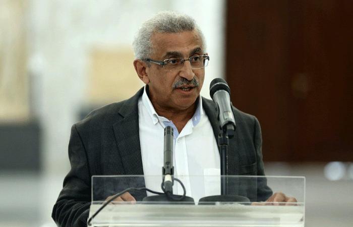 سعد طالب ابو حيدر بتوفير المواد المدعومة لمنطقة صيدا