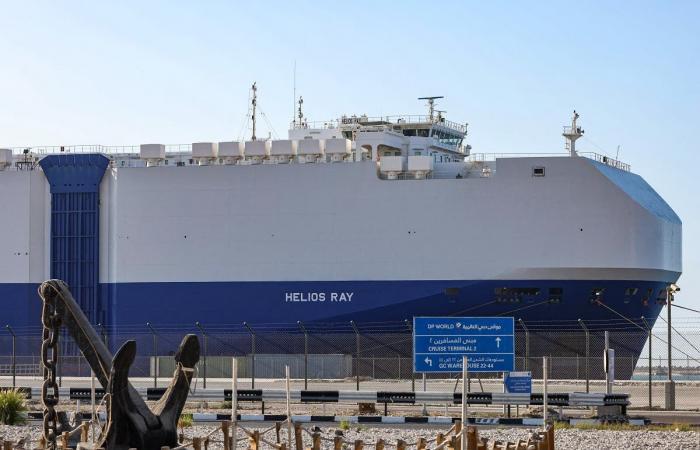 رويترز: هجوم على سفينة تجارية إسرائيلية في بحر العرب