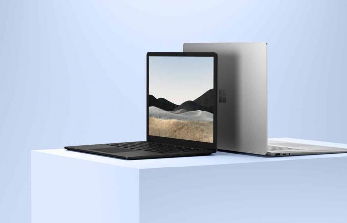 مايكروسوفت تعلن عن جهاز Surface Laptop 4