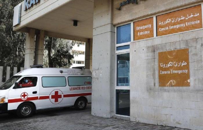 مستشفى الحريري: 52 حالة حرجة وحالة وفاة