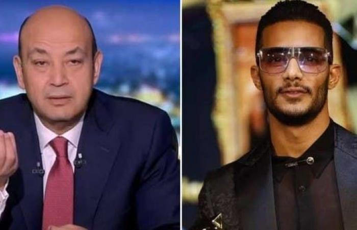 معركة عمرو أديب ومحمد رمضان..الرد بضربة تحت الحزام!