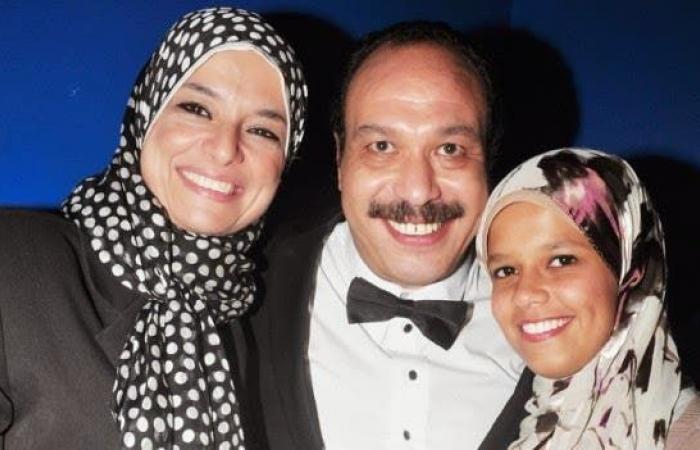 وفاة زوجة الفنان المصري خالد صالح متأثرة بكورونا