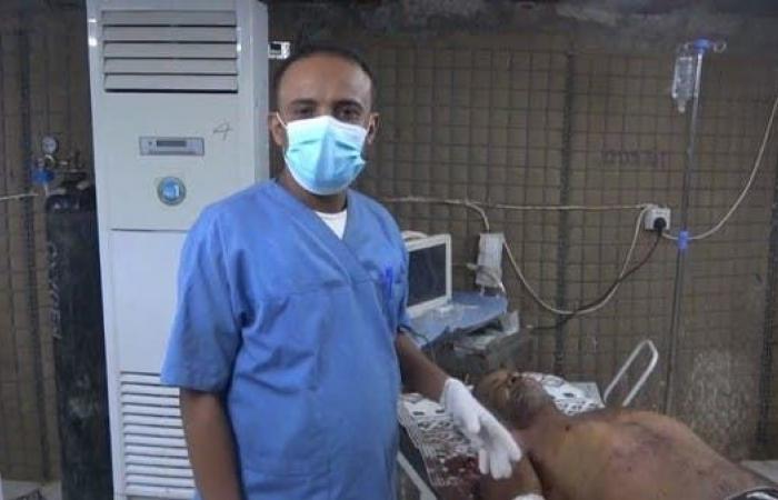 فيديو.. مقتل مواطن وإصابة آخر بقصف حوثي غرب اليمن