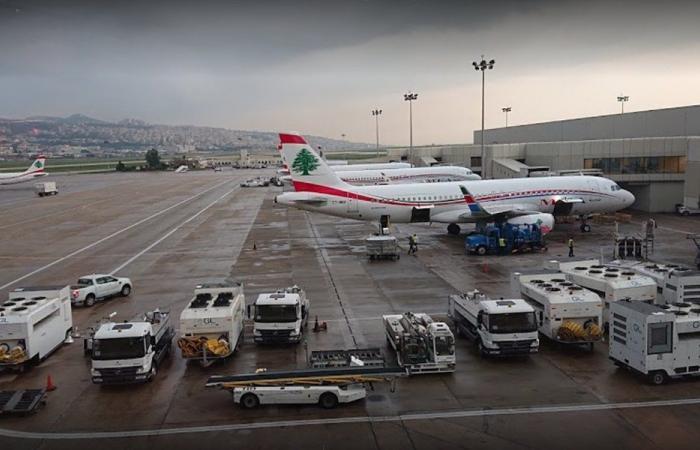 21 إصابة بكورونا على متن الرحلات الوافدة إلى بيروت