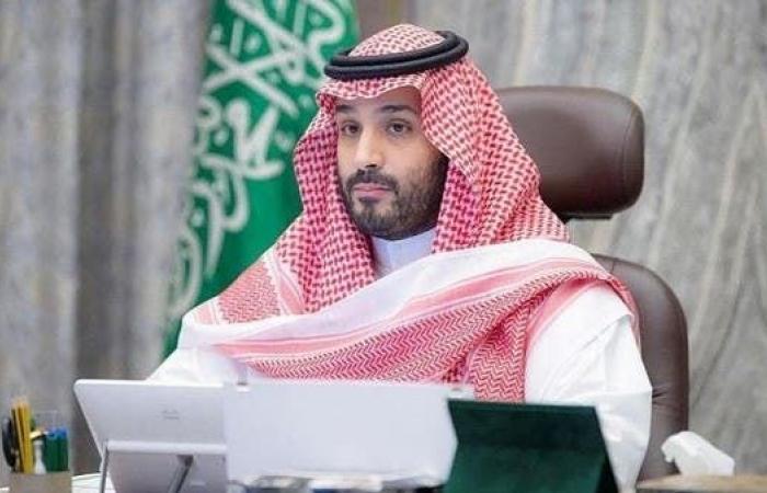 رئيس الصين لولي العهد السعودي: نرغب في دفع شراكتنا إلى الأمام