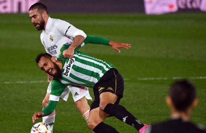 كارفخال يعترف: فرص ريال مدريد بالفوز في الدوري تراجعت