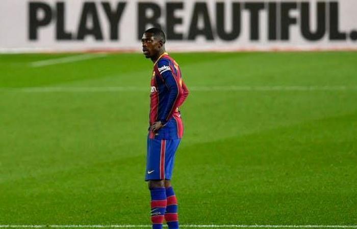 """ديمبلي يريد """"الانتقام"""" من برشلونة.. والإدارة تبحث عن حل"""
