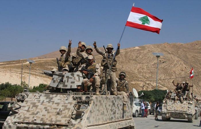 مساعدات ماديّة وعينيّة من العراق للجيش اللبناني