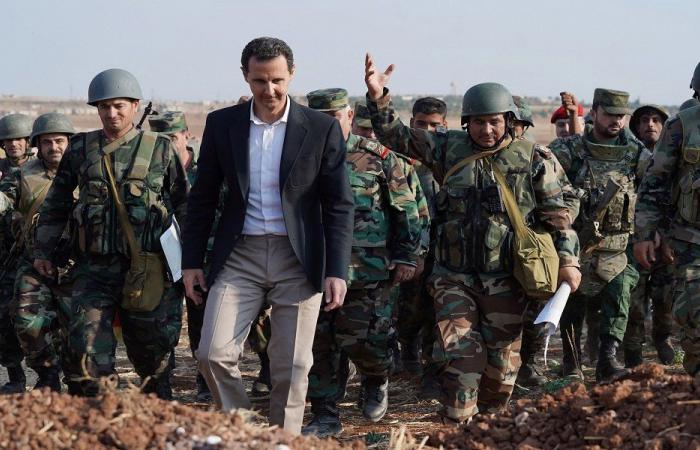 """""""خطأ 2005"""" الذي يريد الأسد تصحيحه"""