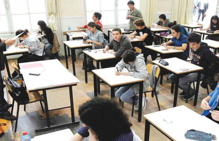 """رمال """"الامتحانات الرسمية"""" المتحركة في لبنان """"الطش"""""""