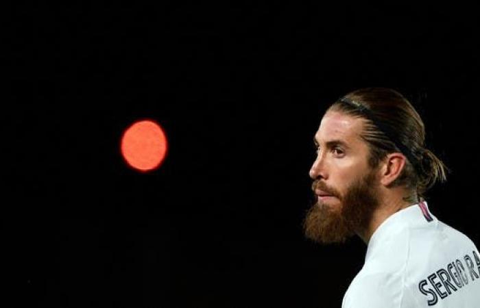راموس يعود إلى قائمة ريال مدريد