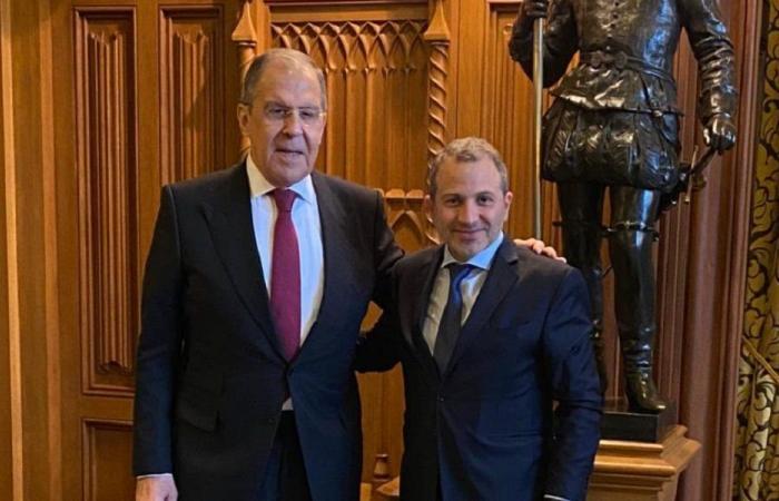 الملف الحكومي يتحرك على وقع مباحثات باسيل في موسكو