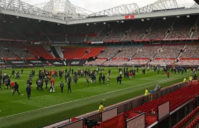 إلغاء مباراة مانشستر يونايتد وليفربول.. وإقامتها في تاريخ لاحق