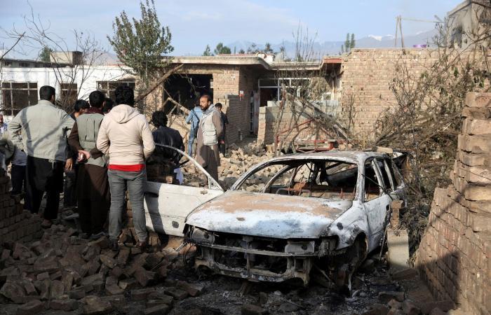 اشتعال النيران بناقلات وقود يخلف 7 قتلى بكابول
