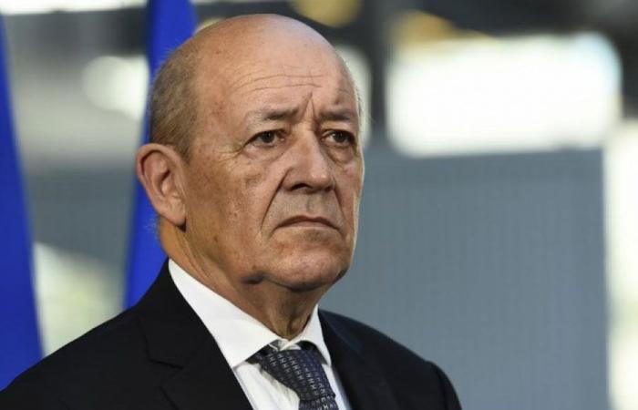 لودريان في لبنان: زيارة فرض العقوبات مرفوضة