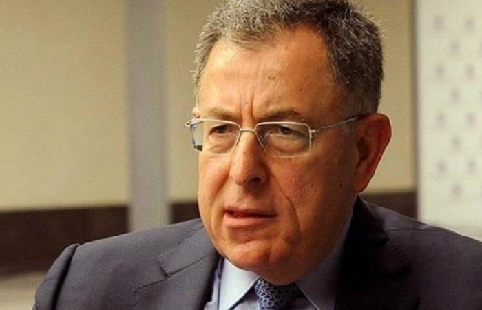 السنيورة بحث مع السفير المصري في أوضاع لبنان والمنطقة
