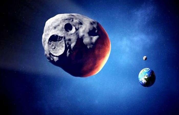 """كويكبان عملاقان يقتربان من الأرض.. و""""ناسا"""" تكشف خطورتهما!"""