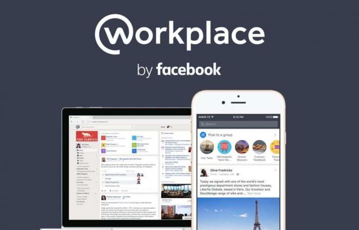 فيسبوك لديها 7 ملايين مشترك في Workplace