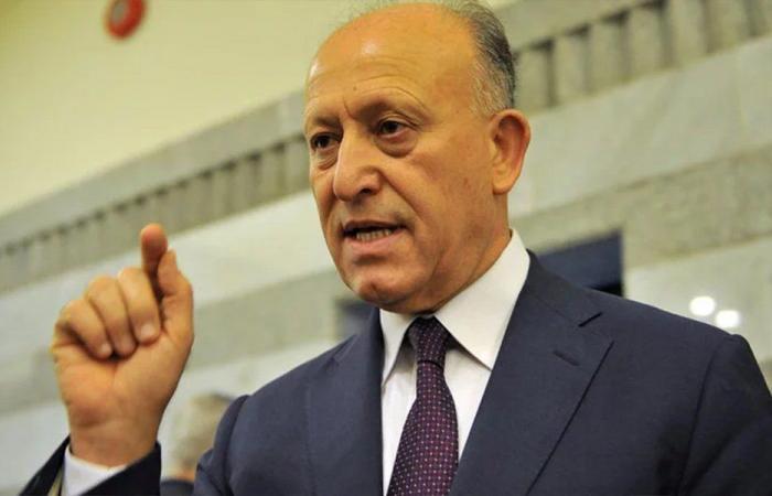 ريفي: لبنان لا يحيا إلا إذا كان سيدًا حرًا ومستقلًا