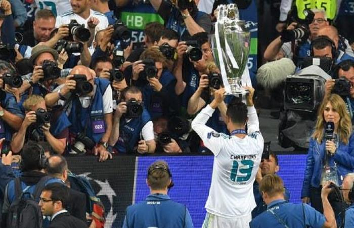 """ريال مدريد ورونالدو.. """"انفصلا"""" وحُرما من """"الأبطال"""""""