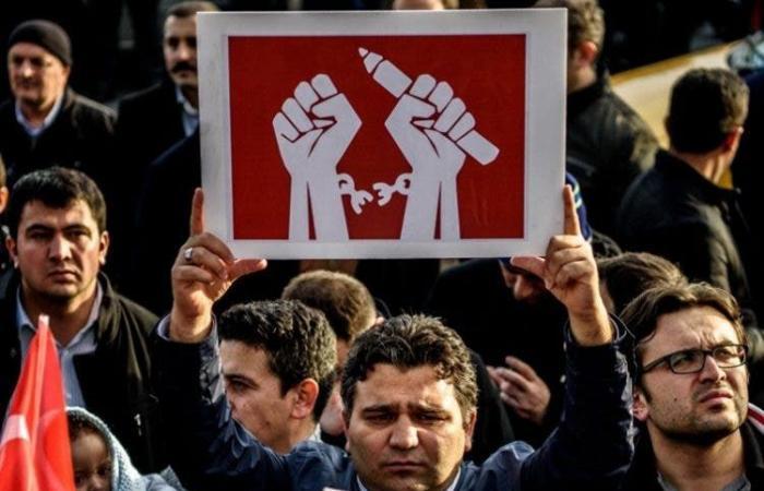 أنصفتها محكمة أوروبية.. صحافية تركية ملاحقة تتحدث للعربية.نت