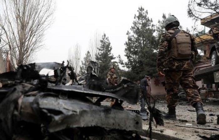 مقتل 40 بتفجيرات في مدرسة غرب كابل.. وطالبان تدين الهجوم